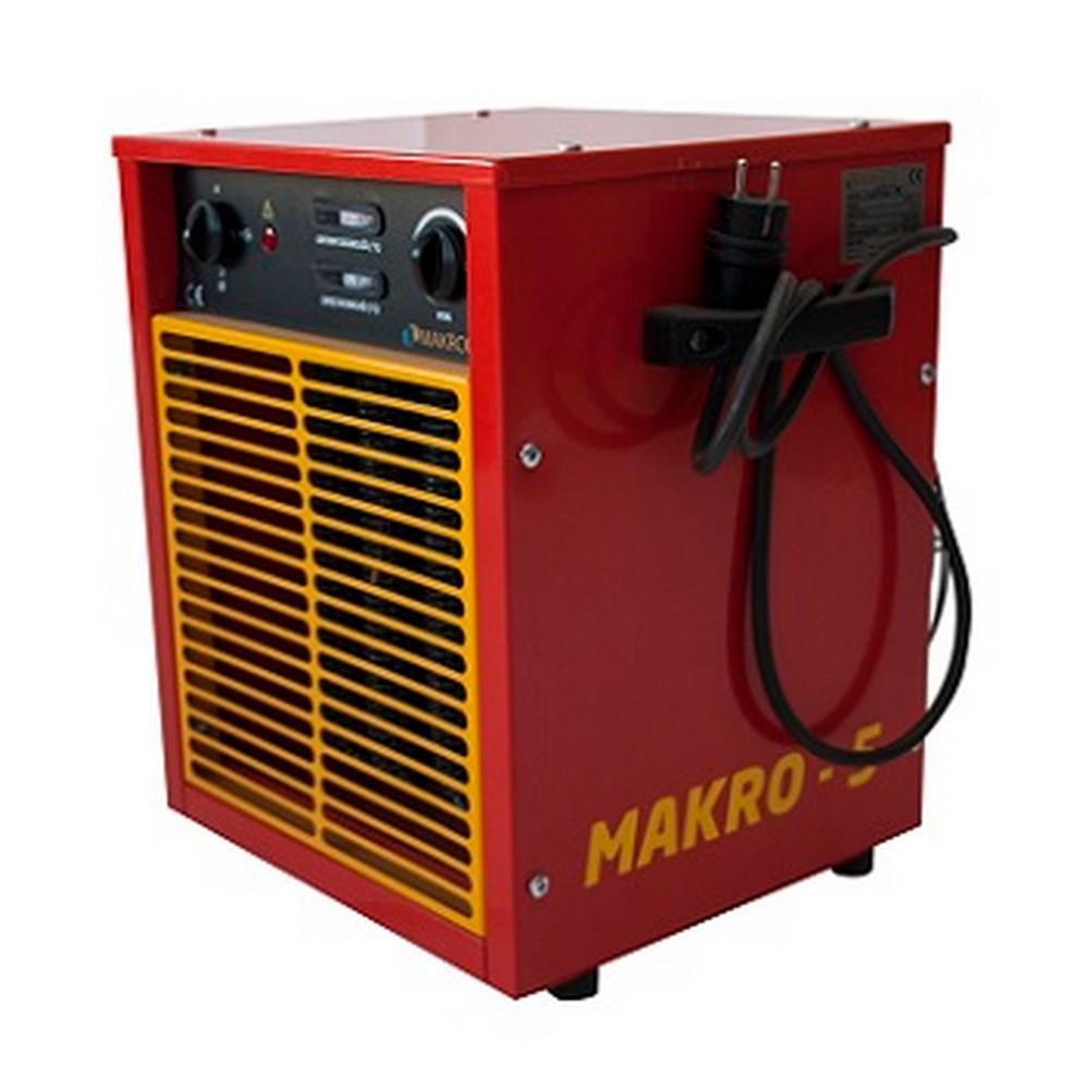 Makrofer Makro-5 Elektrikli Isıtıcı