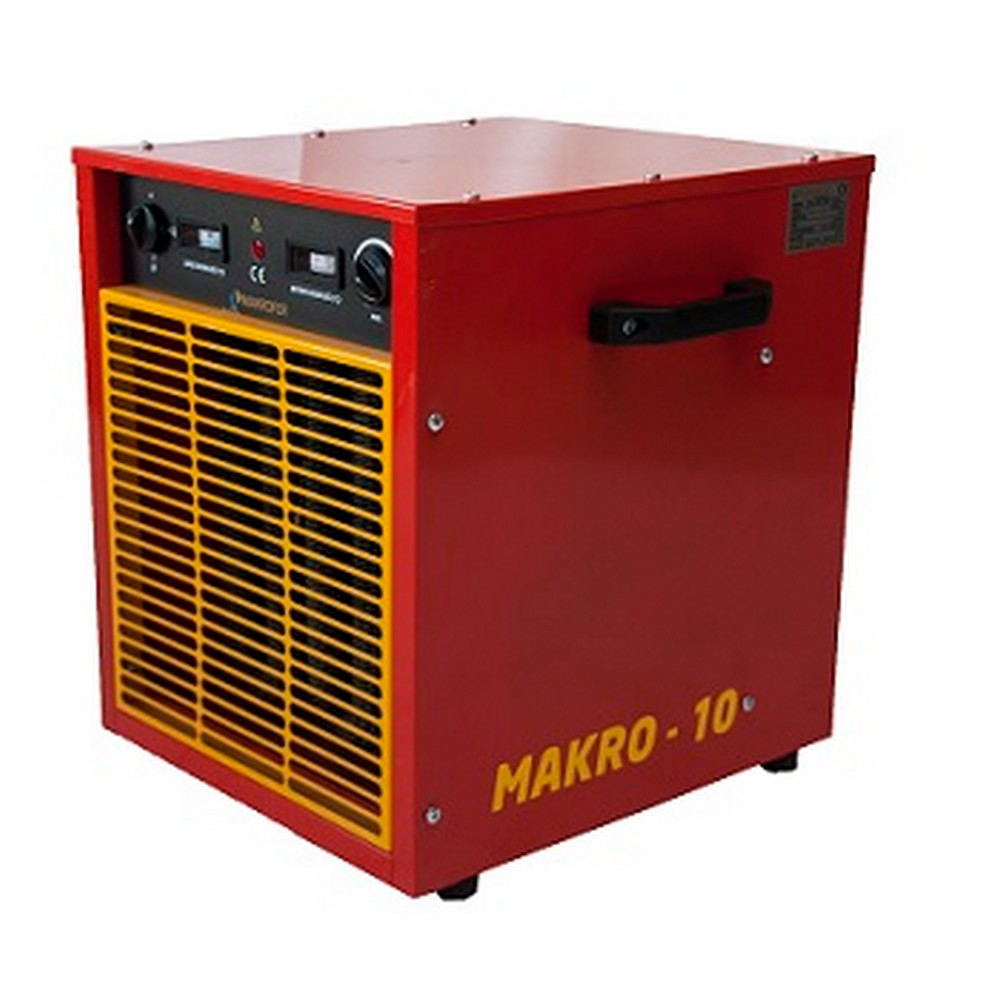 Makrofer Makro-10 Elektrikli Isıtıcı