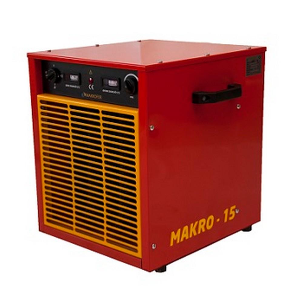 Makrofer Makro-15 Elektrikli Isıtıcı