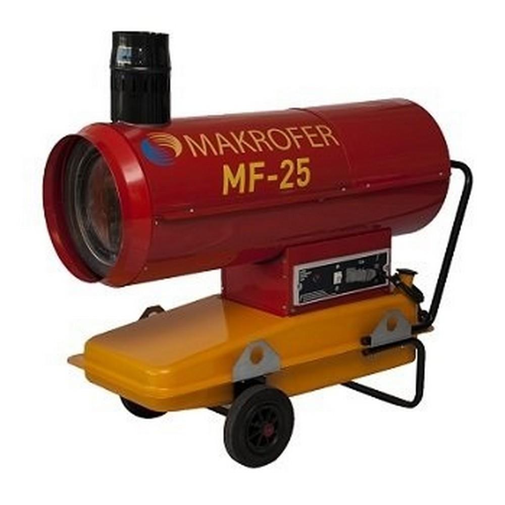 Makrofer MF-25 Mazotlu Bacalı Isıtıcı