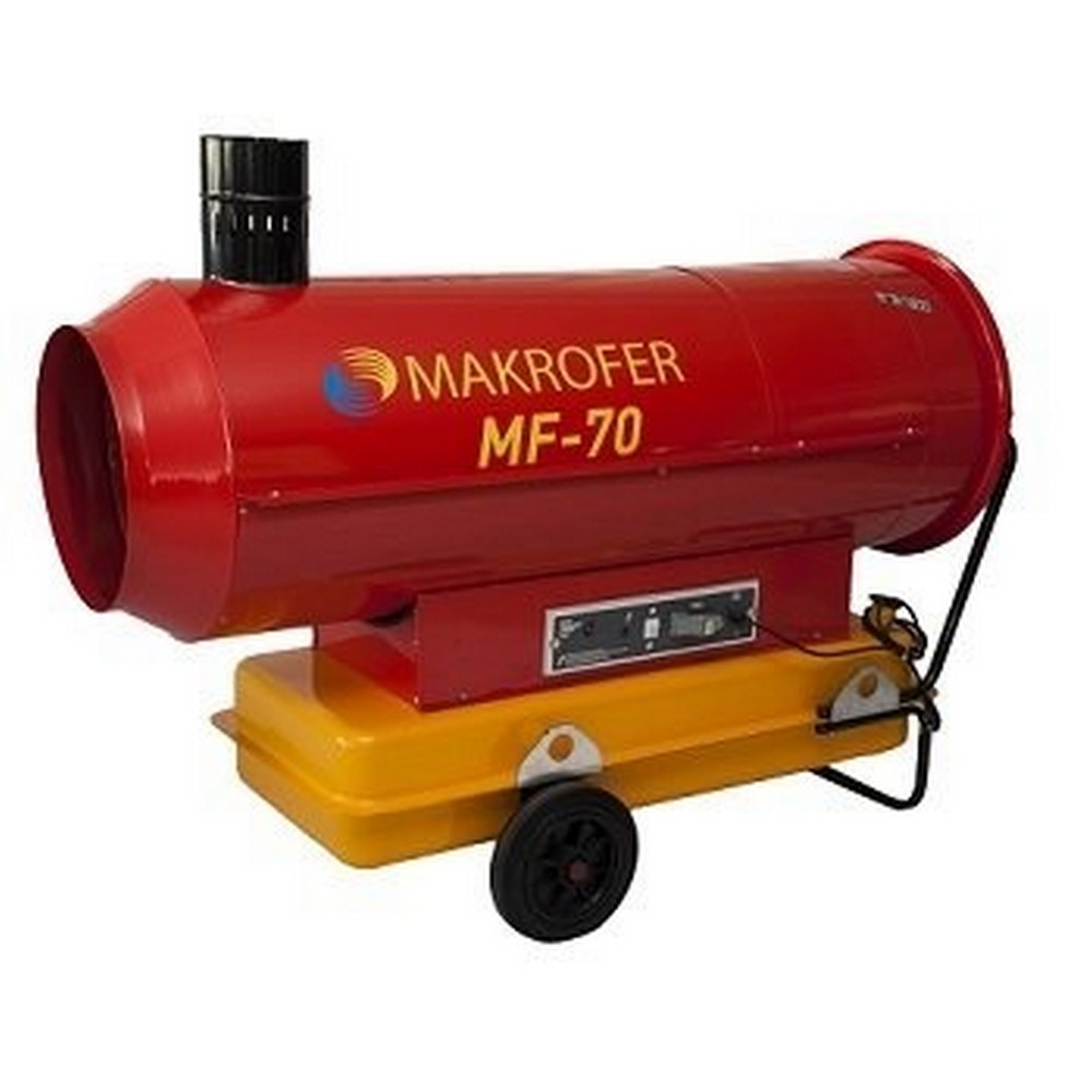 Makrofer MF-70 Mazotlu Bacalı Isıtıcı