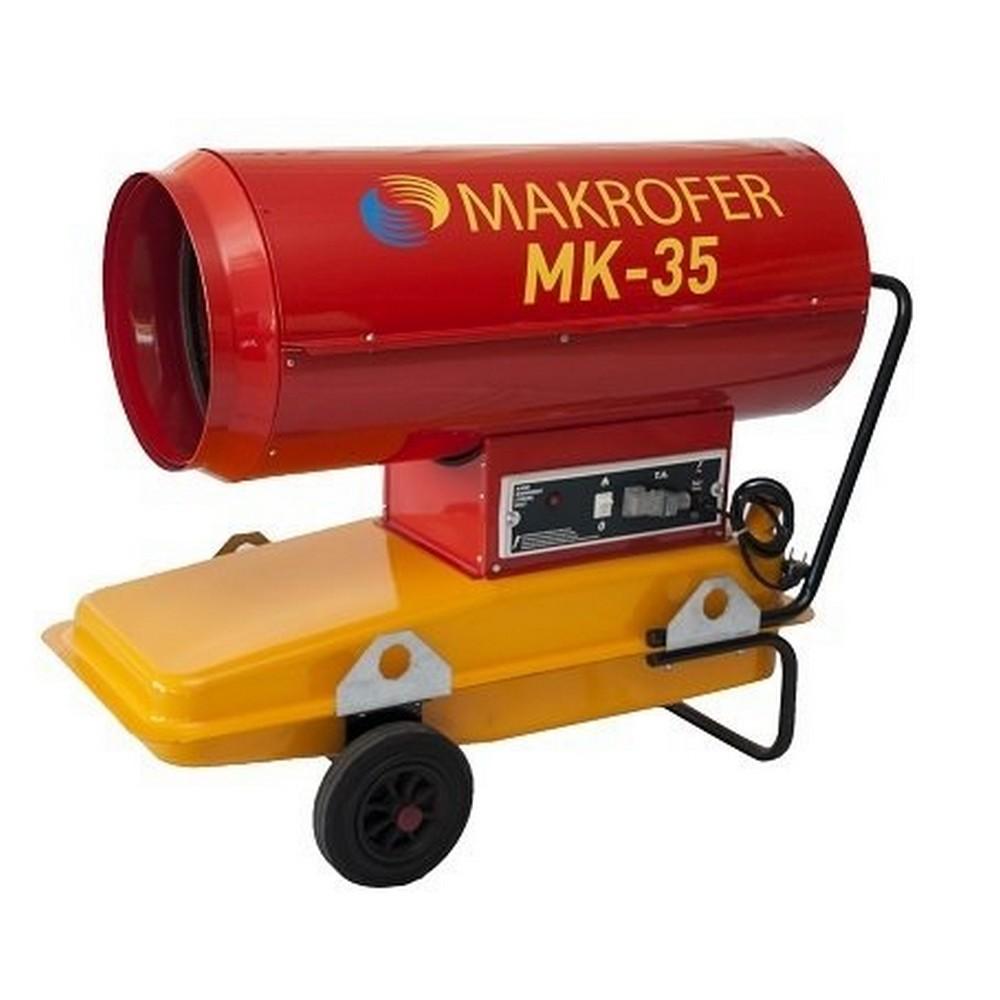 Makrofer MK-35 Mazotlu Bacasız Isıtıcı