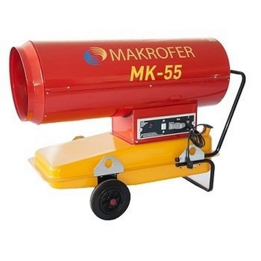 Makrofer MK-55 Mazotlu Isıtıcı (Bacasız )