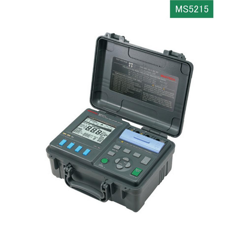 Mastech MS5215  İzolasyon Test Cihazı