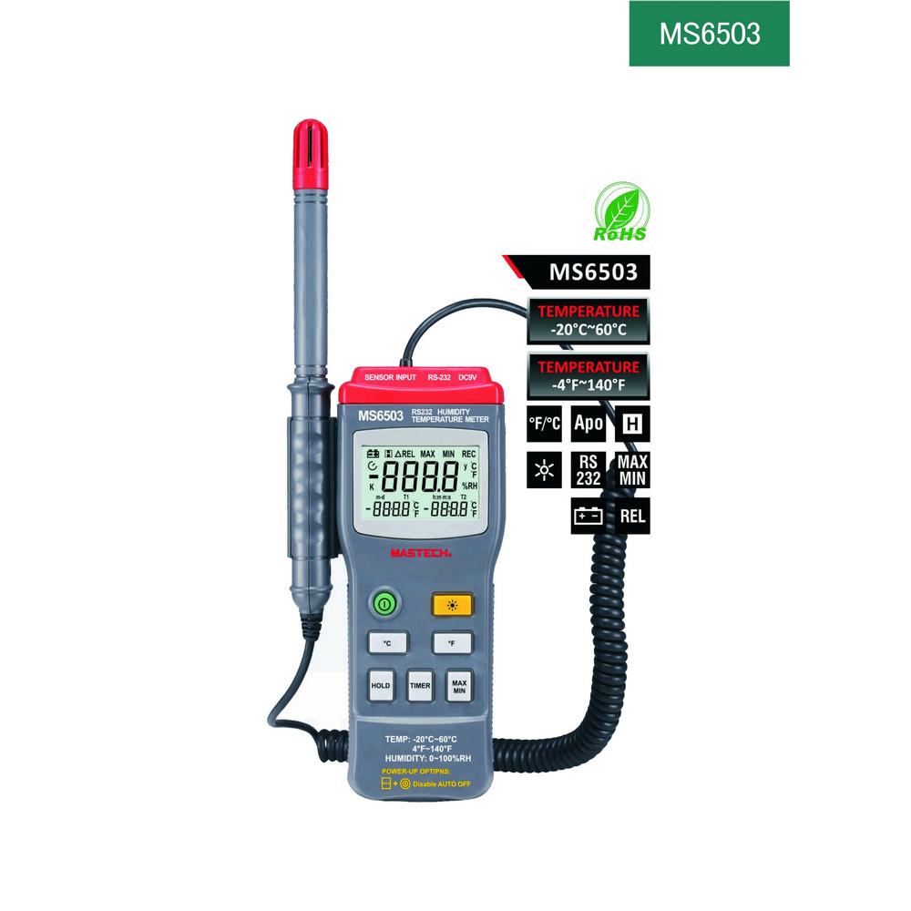 Mastech MS2301 Pens Tipi Toprak Megeri