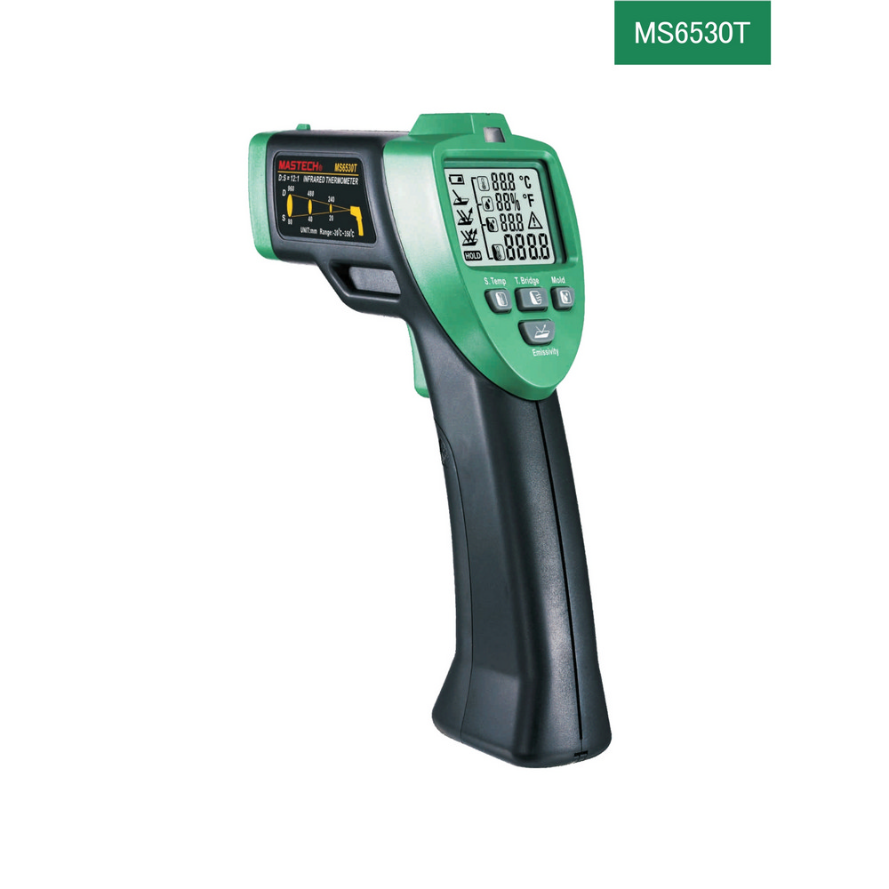Mastech MS6530T Infrared Termometre