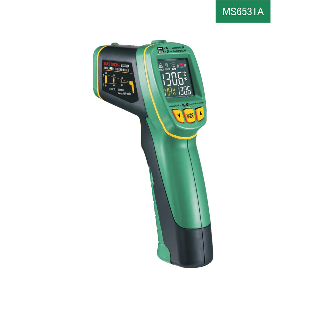 Mastech MS6531A Infrared Termometre