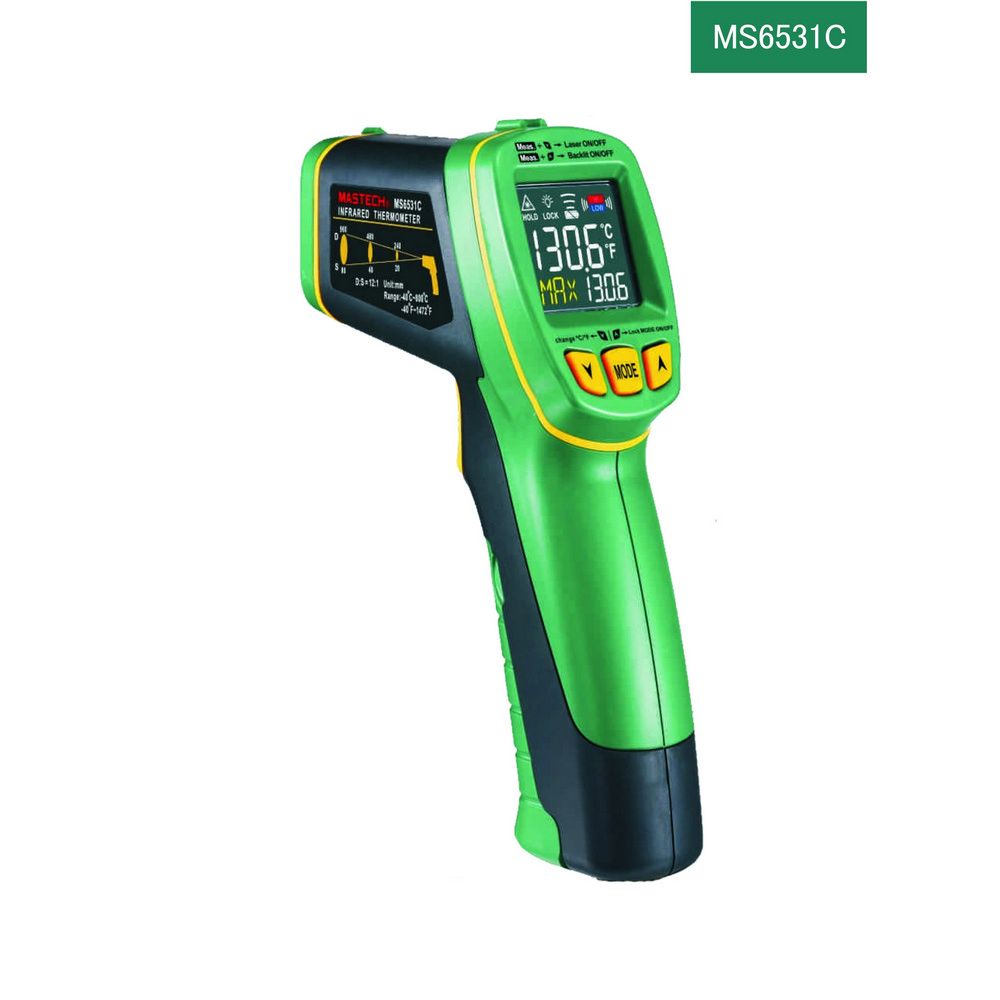 Mastech MS6531C Infrared Termometre