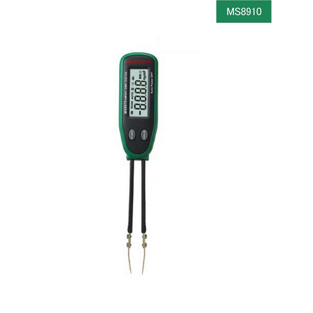 Mastech MS8910 Otomatik Tarama SMD RC Direnç Test Cihazı Kapasitans Ölçer