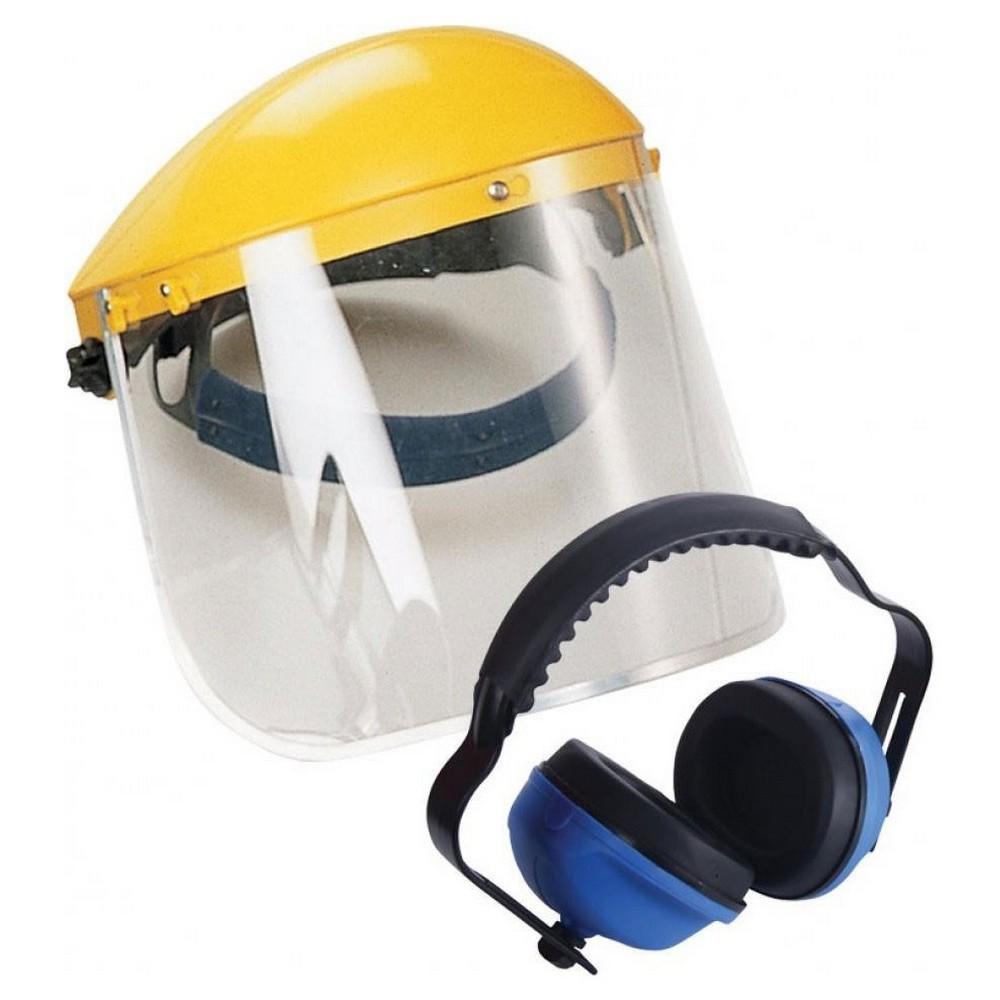 Max Safety SE913-004 Yüz Maskesi Kulaklık