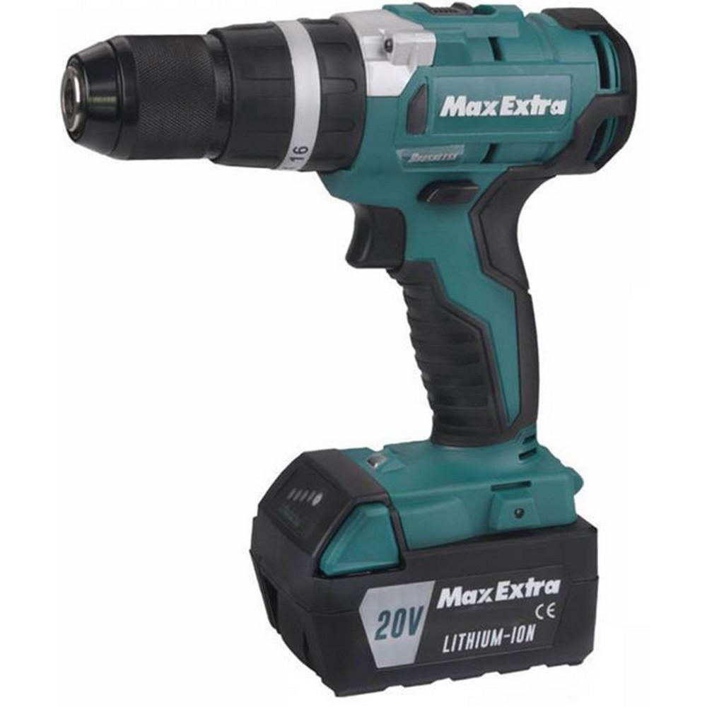 Max Extra MXP2940 20 V 2.0 Ah Akülü Matkap