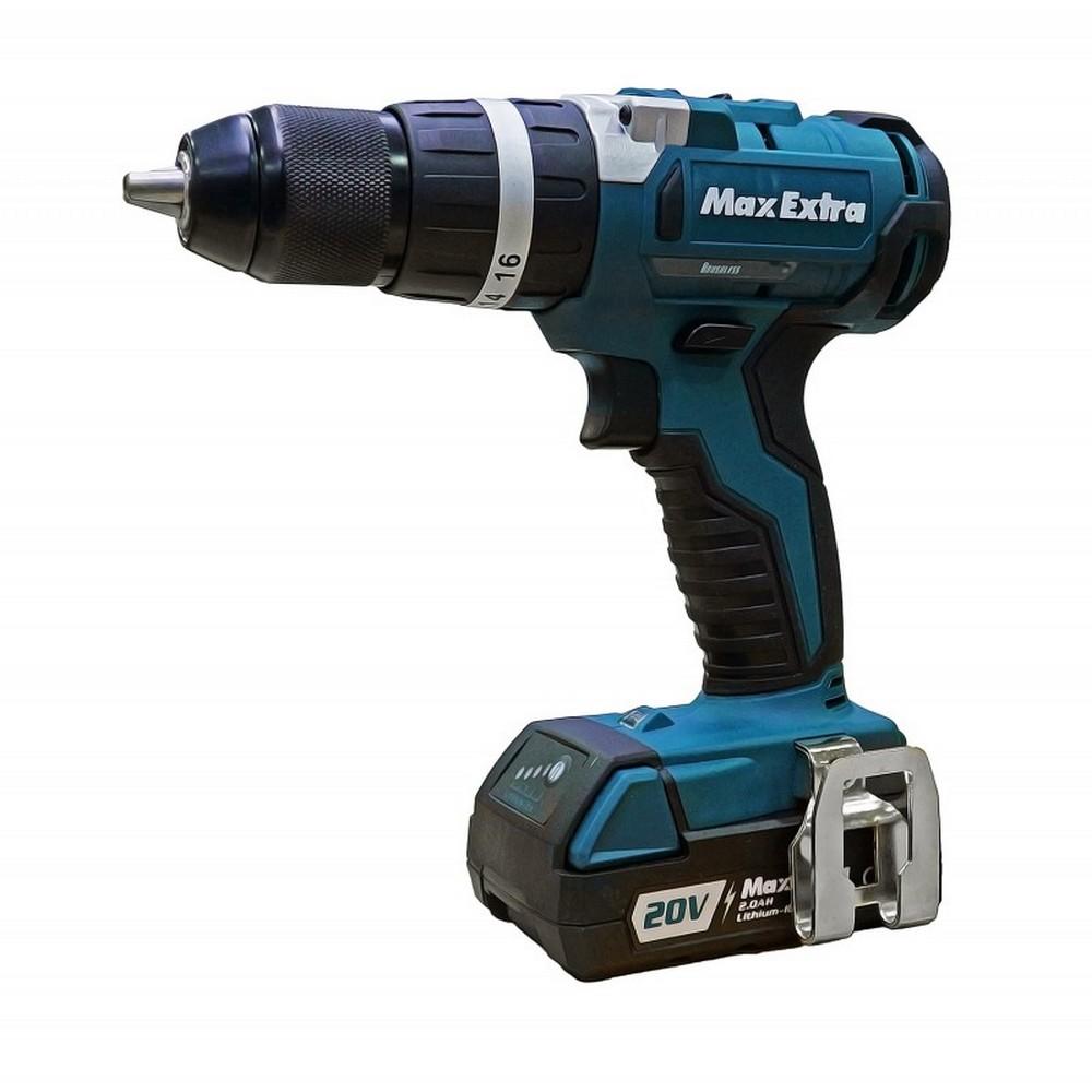 Max Extra MXP2940D Darbeli Akülü Matkap Vidalama