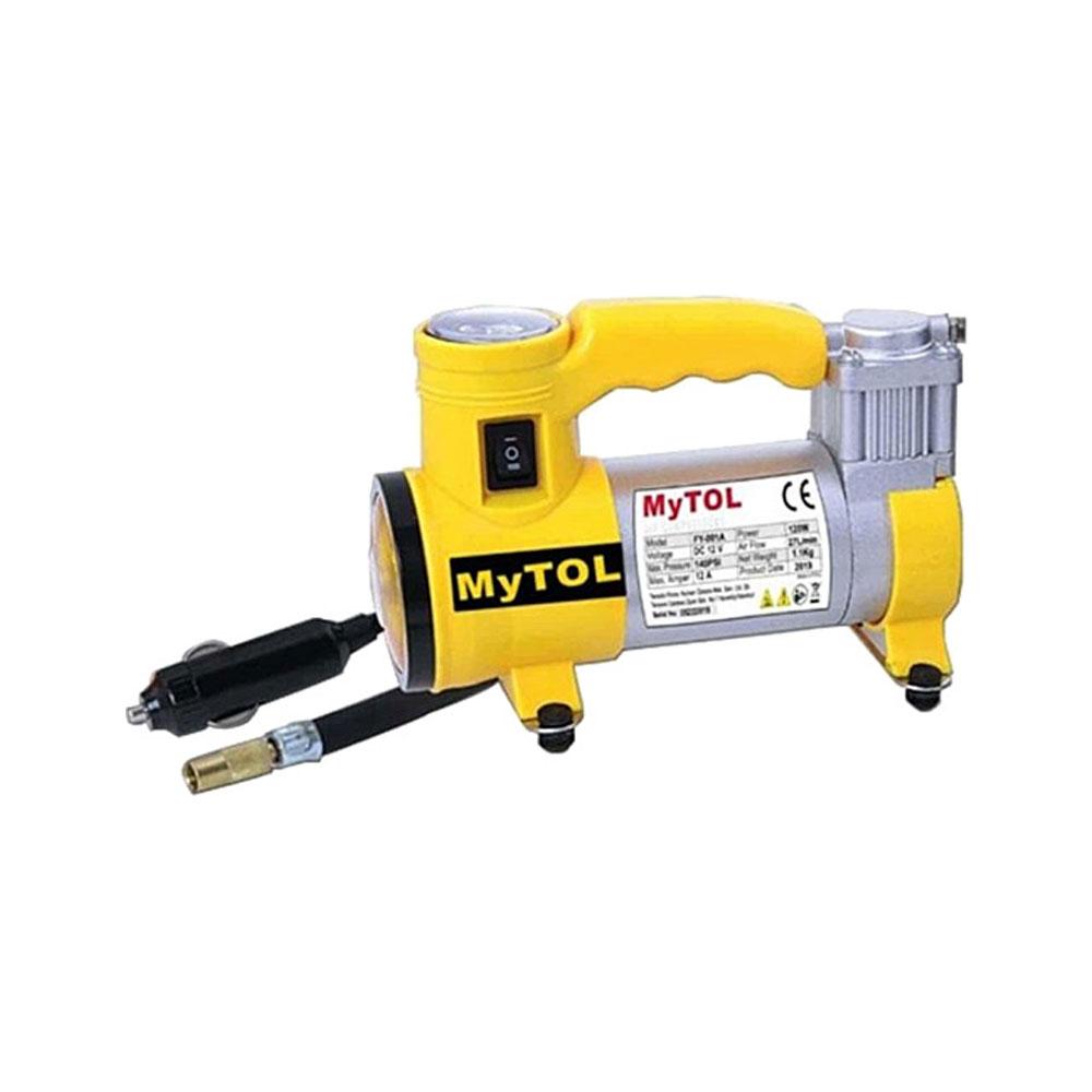 Mytol FY-001A Metal Mini 12 W Hava Kompresörü