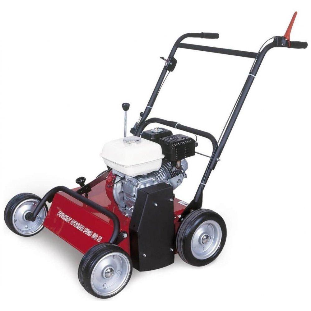 Pubert Oscar Pro 55H Honda Motorlu Çim Ve Toprak Havalandırma