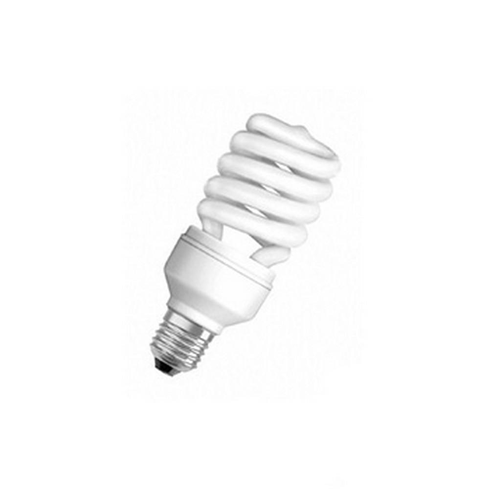 Osram Duluxstar Mini Twist 23W827 E27 - Spiral Lamba- Beyaz
