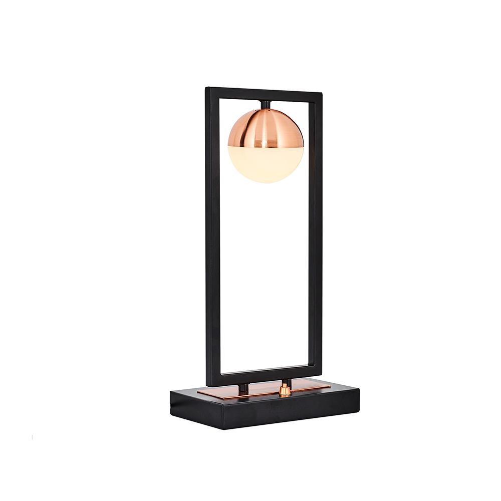 Özcan Aydınlatma 4029-ML Model Rose Gold Masa Lambası