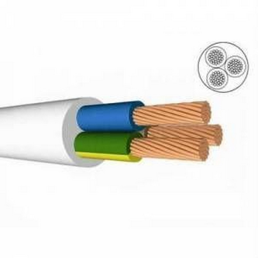Öznur NYM 2x25 mm Antigron Kablo