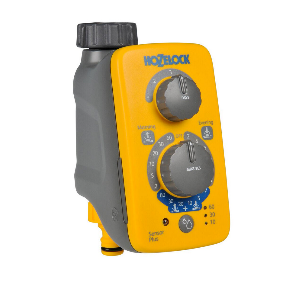 Hozelock 2214H Programlanabilir Sensör Kontrollü Bahçe Sulama Zamanlayıcısı