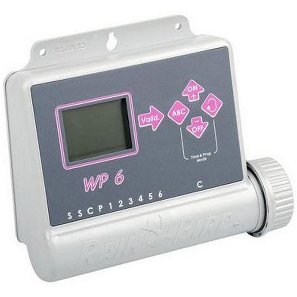 Rain Bird WP-6 6 İstasyonlu Pilli Kontrol Ünitesi