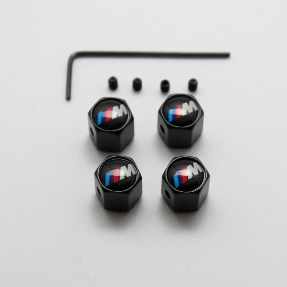 Ripido BMW M Sibop Kapağı Siyah Alyanlı - Siyah