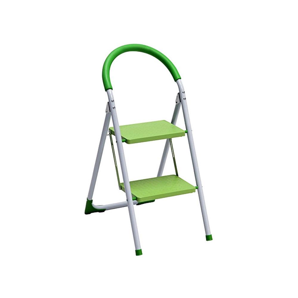 Saraylı Mega 2+1 Pratik Yeşil Merdiven
