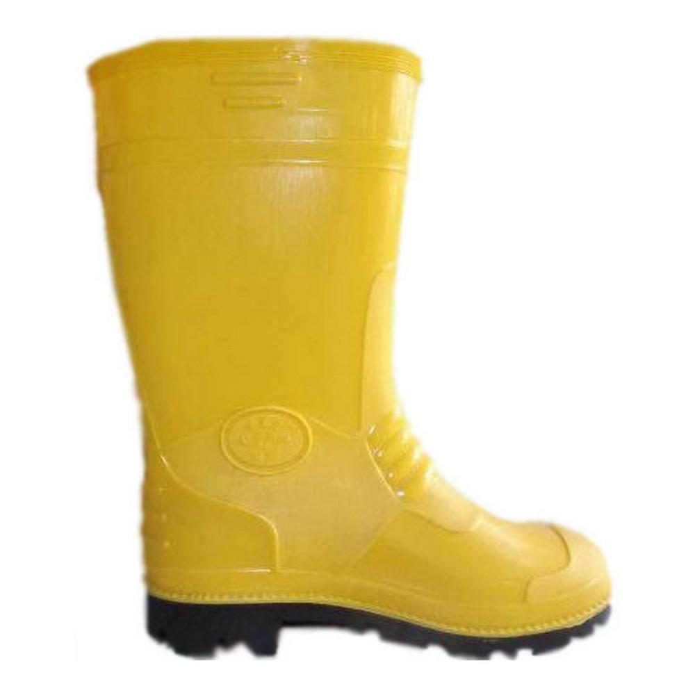 Sarı İş Ayakkabısı Çizme No 43