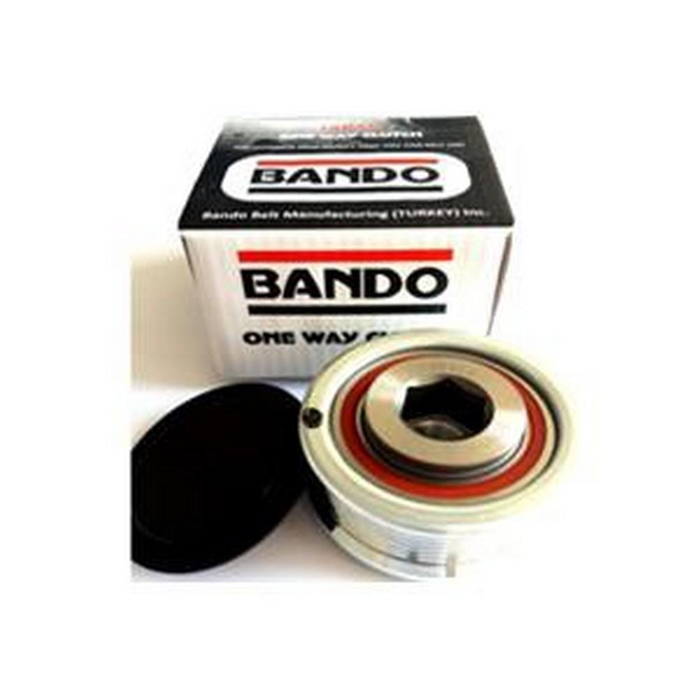 Bando Bsc Tm07-plalternatör Kasnaği Toyota Hilux/land Cr 2,5 D şarjbsc Tm07pl