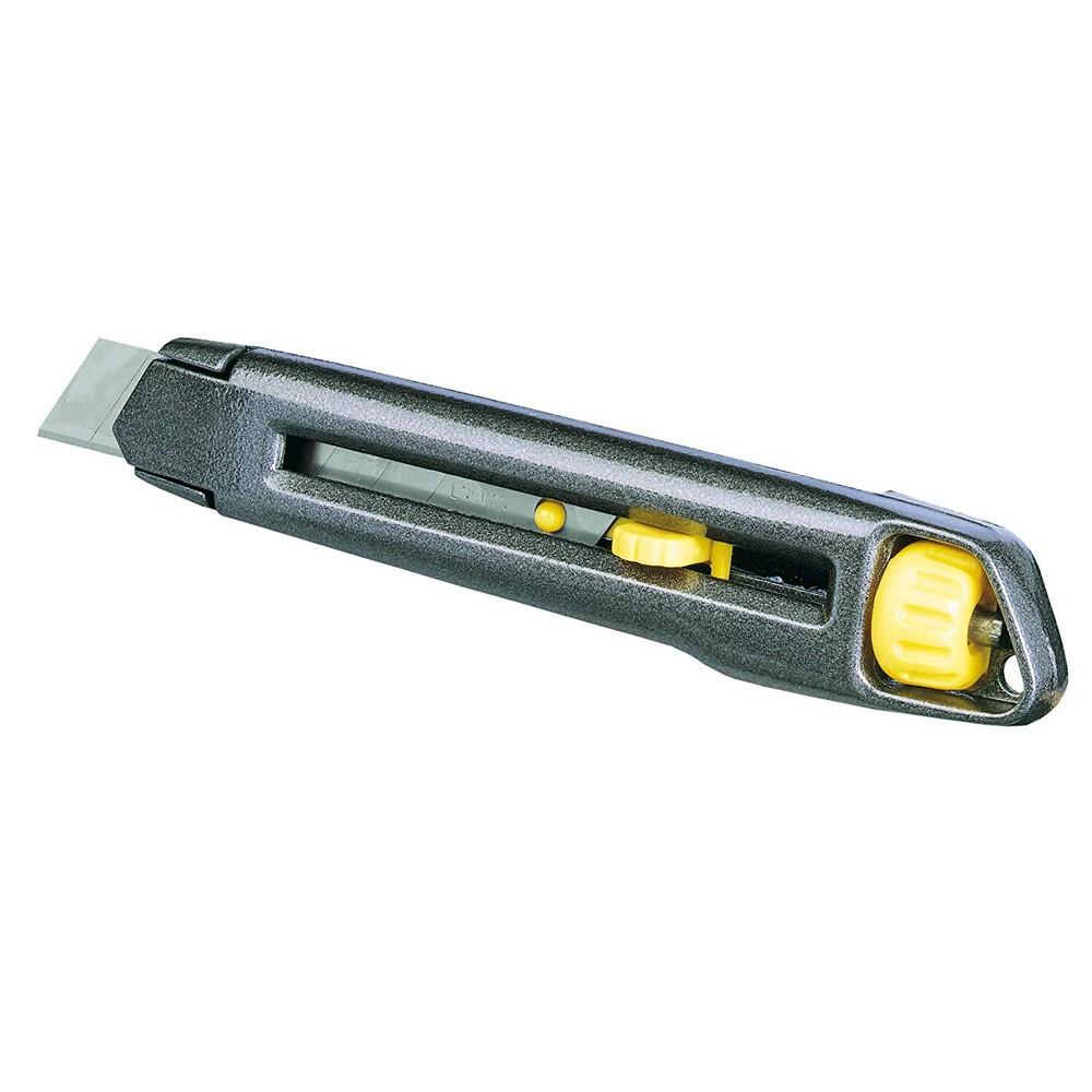 Stanley 0-10-018 Maket Bıçağı Sarı/Siyah