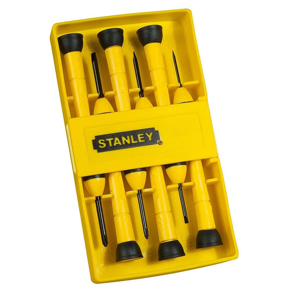 Stanley 0-66-052 Saatçi Tornavida Seti ( 6 Parça )