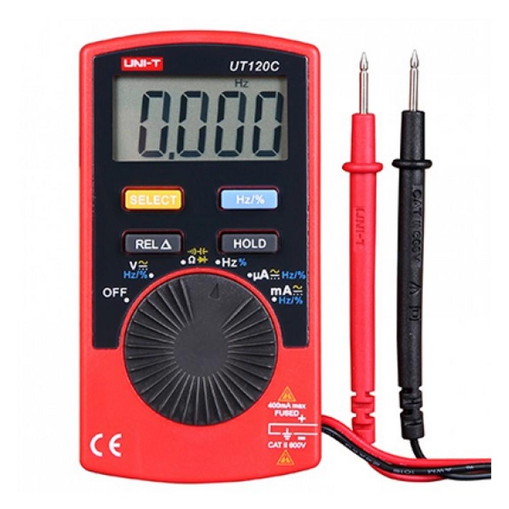 Uni-t UT 120C Cep Tipi Profesyonel Dijital Multimetre