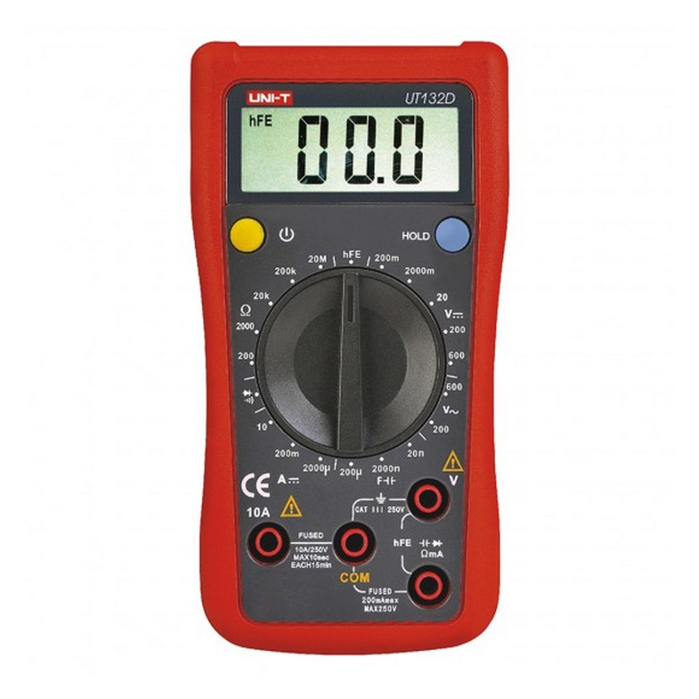 Uni-t UT 132D Dijital Multimetre