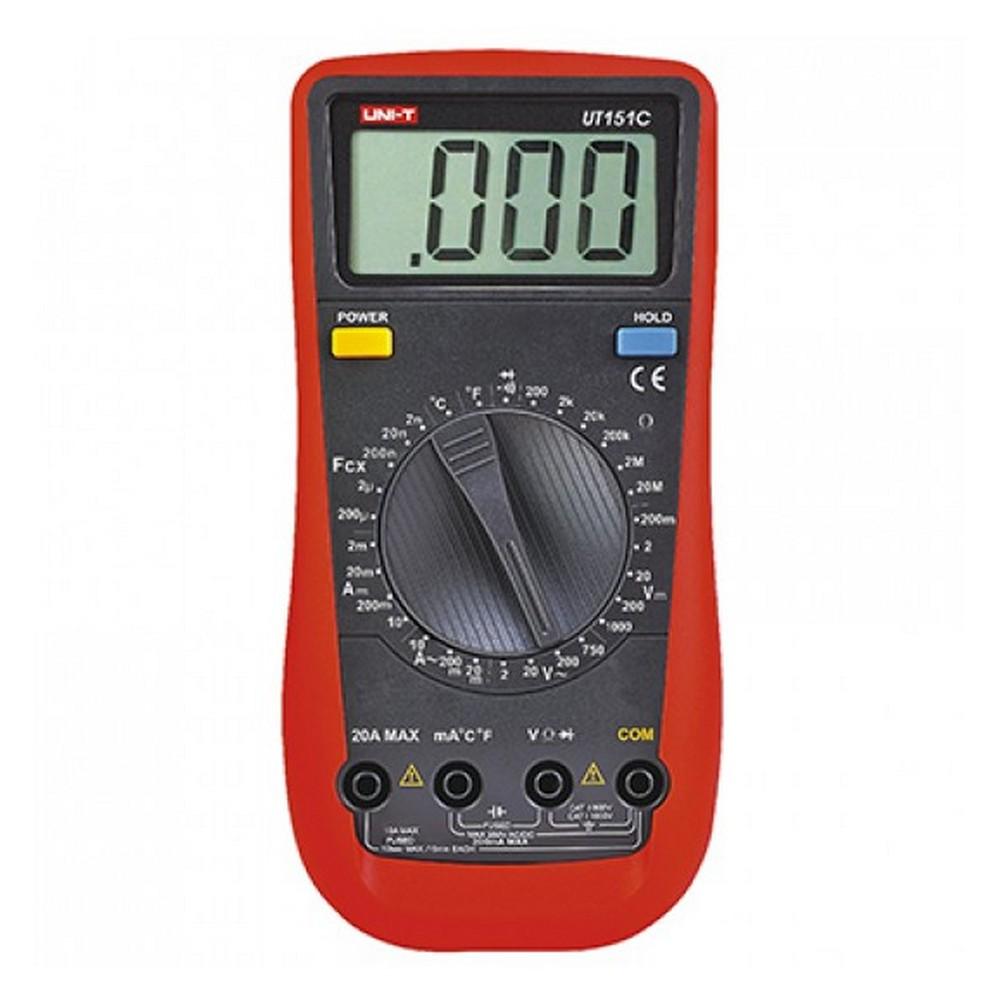Uni-t UT 151C 20 Amper Dijital Multimetre ölçü aleti
