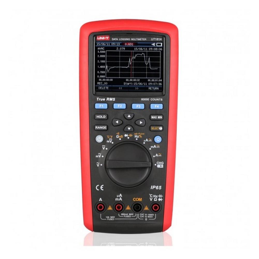 Uni-t UT-181A True RMS Dijital Multimetre ve Datalogger