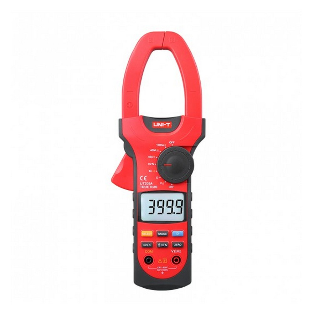Uni-t UT 209A 1000A AC/DC Pensampermetre