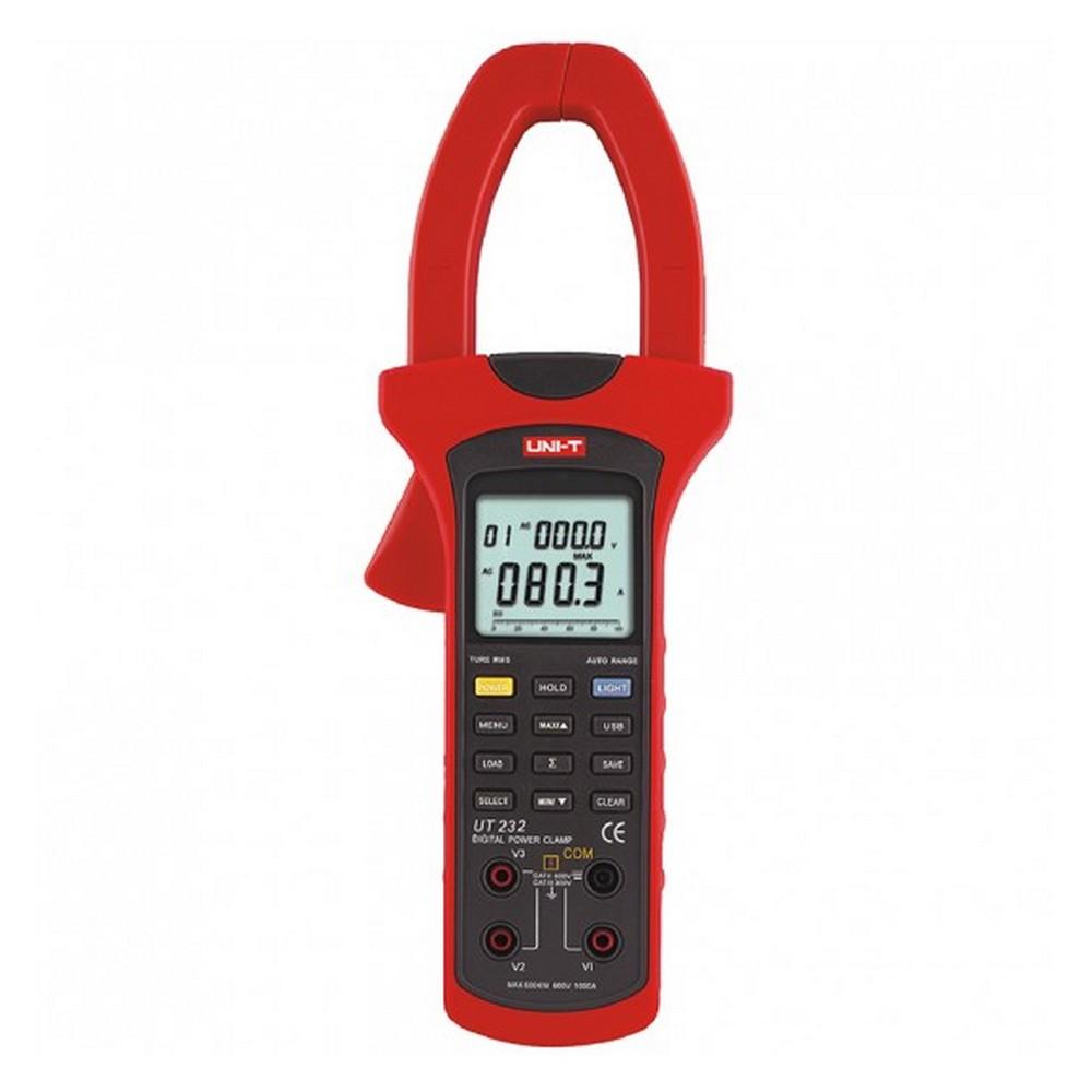 Uni-t UT 232 Dijital 3 Faz True Rms Powermetre