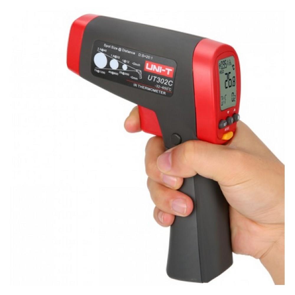 Uni-t UT 302C Infrared Termometre