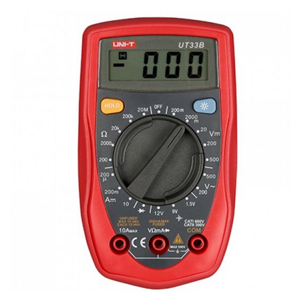 Uni-t UT 33B Uni-t multimetre ölçü aleti UT33B