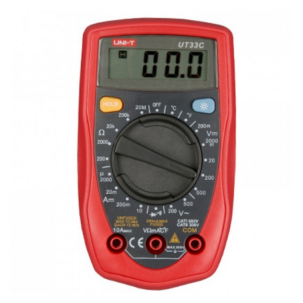 Uni-t UT 33C Uni-t multimetre ölçü aleti