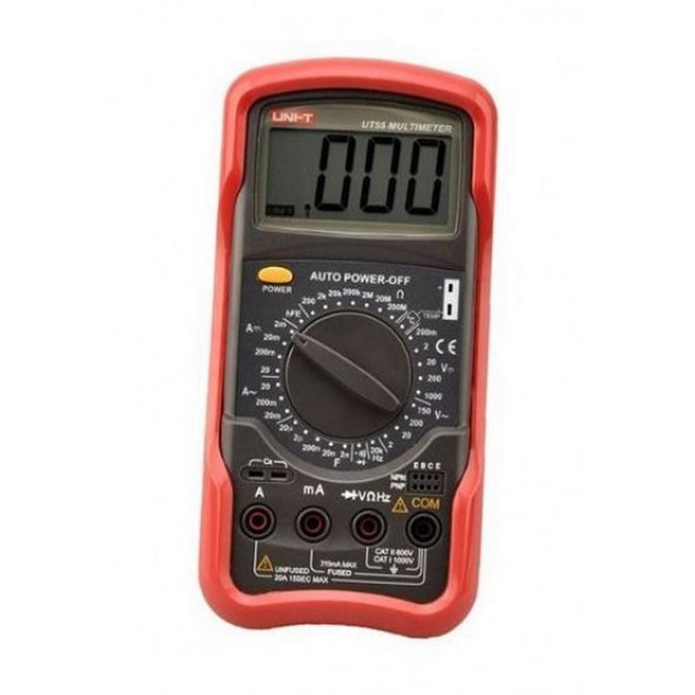 Uni-t UT 55 Standart Dijital Multimetre