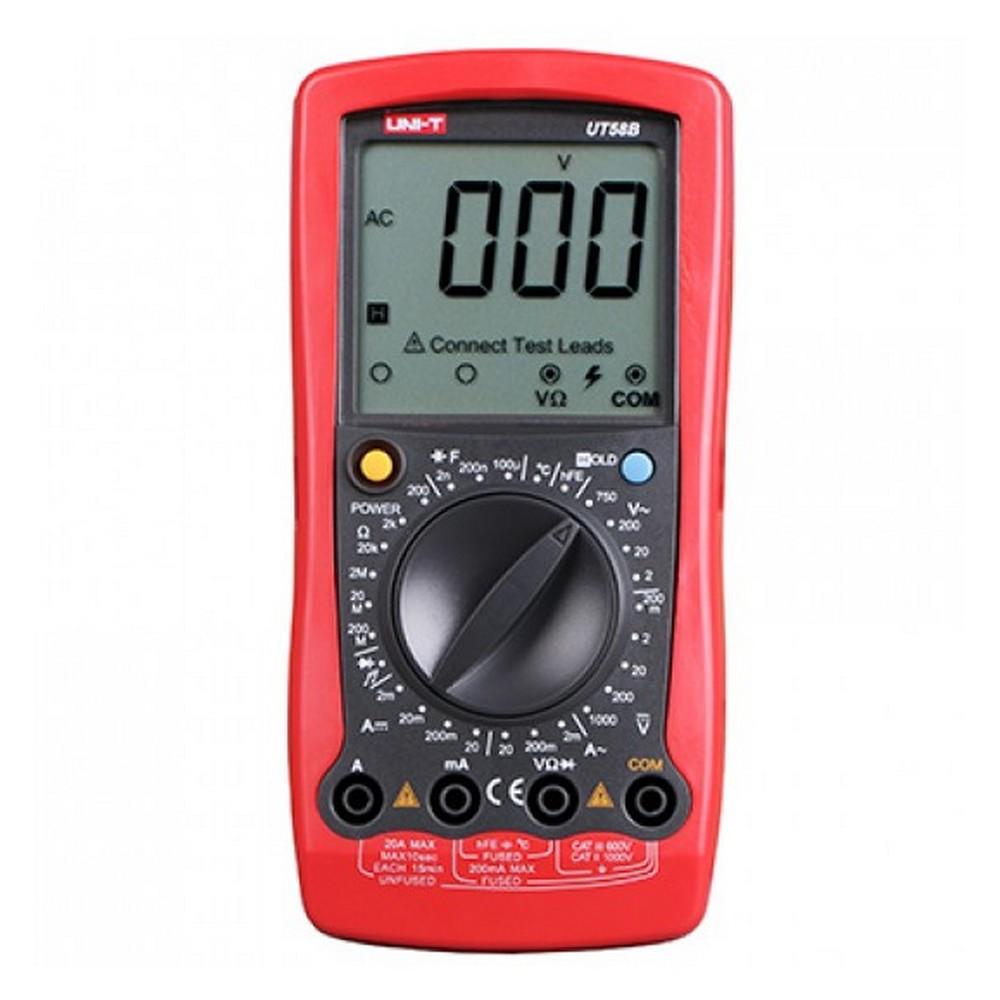 Uni-t UT 58B Dijital Multimetre