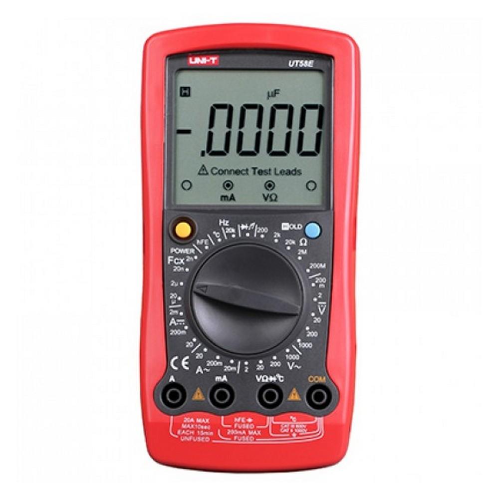 Uni-t UT 58E 20A Dijital Multimetre ölçü aleti