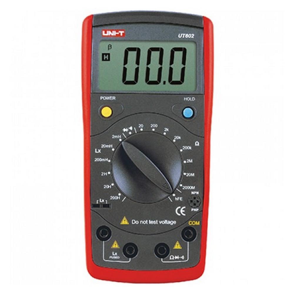 Uni-t UT 602 Direnç ve Bobin ölçer ( LR Metre )