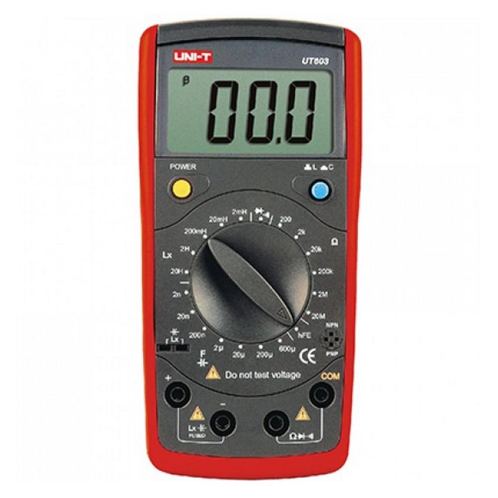 Uni-t UT 603 LCR metre