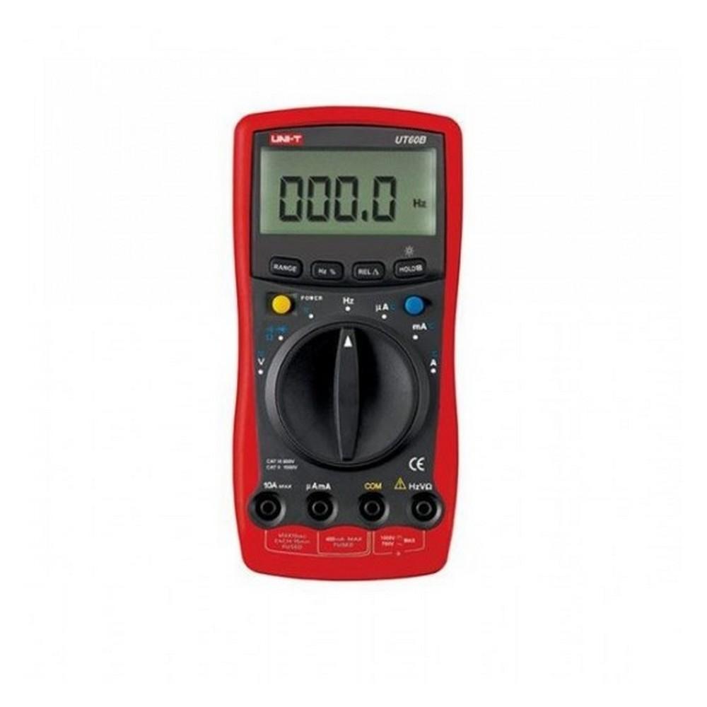 Uni-t UT 60B 1000V Dijital Multimetre ölçü aleti