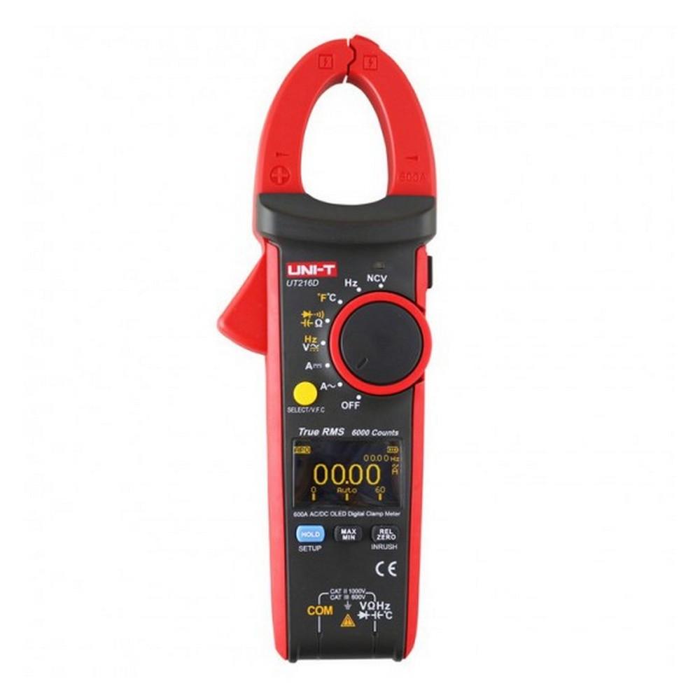 Uni-t UT 216D 600 A True RMS Pensampermetre