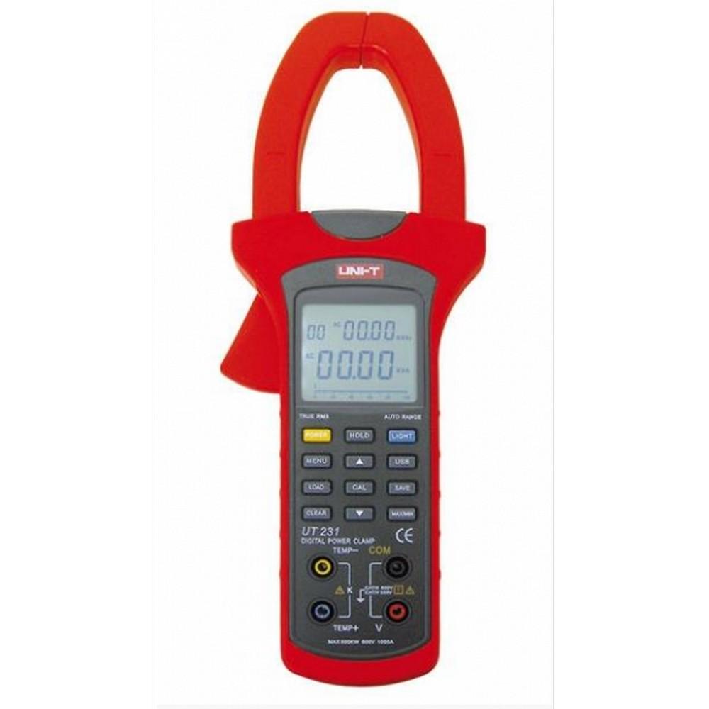 Uni-t UT 231 Dijital Tek Faz Powermetre