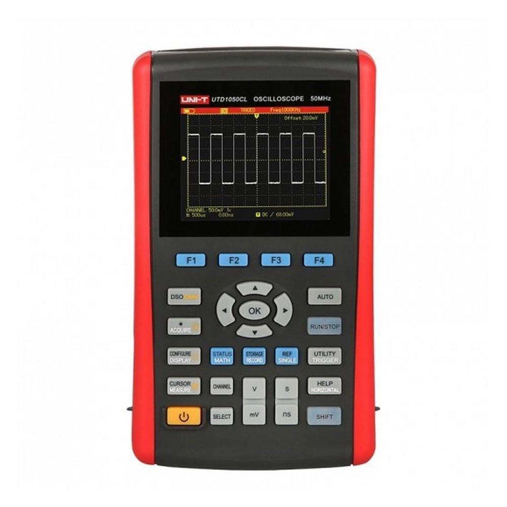 Uni-t UTD 1050CL 50 MHz El Tipi Osiloskop