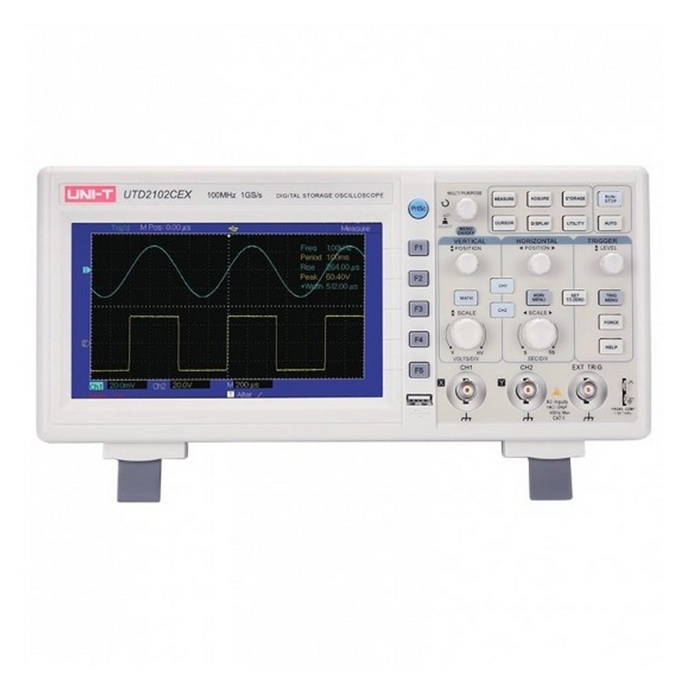 Uni-t UTD 2052 CEX Dijital Hafızalı Osiloskop