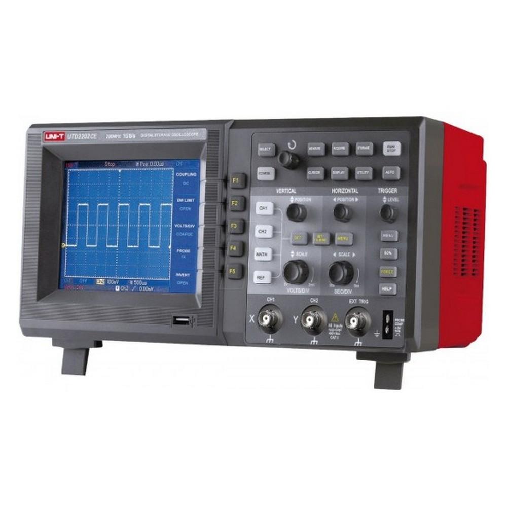 Uni-t UTD 2202CE Dijital Osiloskop