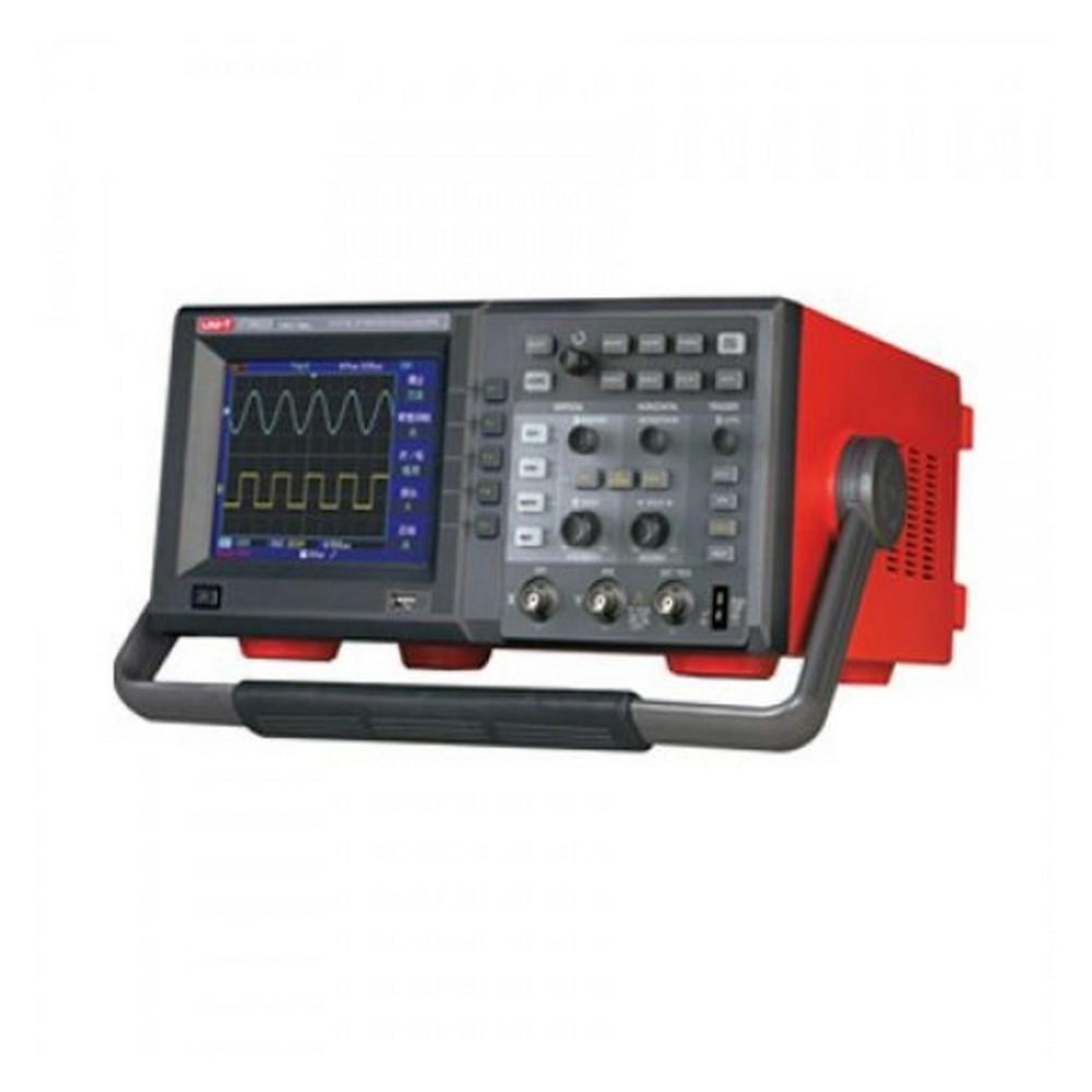 Uni-t UTD 3062CE 2 Kanal 60Mhz Dijital Hafızalı Osiloskop